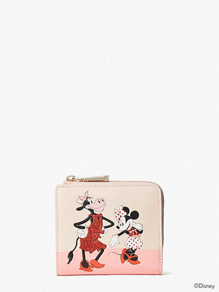 Kate Spade Disney X Clarabelle & Friends Small Bifold Wallet