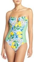 LaBlanca La Blanca Limoncello One-Piece Swimsuit