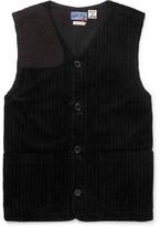Blue Blue Japan Cotton-Corduroy Vest
