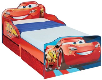 Disney Toddler Bed with Underbed Storage by HelloHome