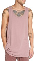 Zanerobe Men's Rugger Elongated Tank