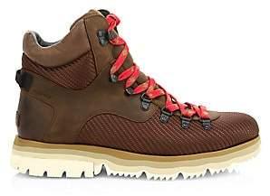 Sorel Men's Atlis Axe Nylon & Leather Hiking Boots
