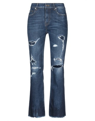 Marcelo Burlon County of Milan Denim pants
