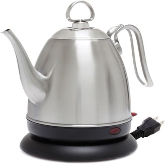 Chantal Cookware Chantal 32-oz Mia Brushed Stainless SteelElectric Kettle