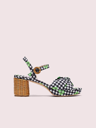 Kate Spade Hayden Knot Platform Sandals