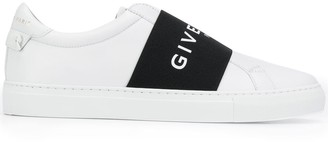 Givenchy strap logo sneakers