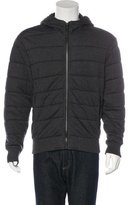 Zegna Sport Quilted Zip Jacket