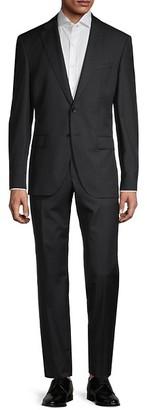 HUGO BOSS Johnston Regular-Fit Virgin Wool Suit
