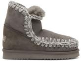 Mou Grey Eskimo 18 Boots