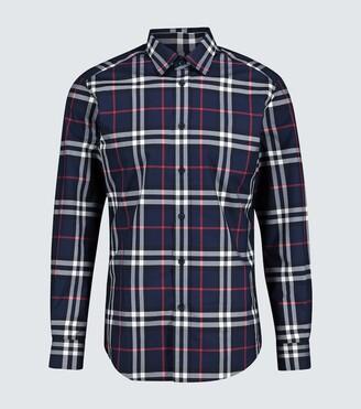 Burberry Jameson Vintage check cotton shirt