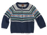 Tea Collection Infant Boy's Quinn Cardigan