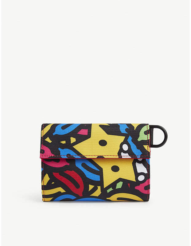 A Bathing Ape Milo banana pool wallet