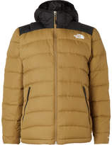The North Face La Paz Packable Quilted Ripstop-Shell Hooded Down Jacket