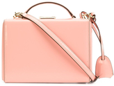 Mark Cross Small Grace Tote Bag - Rose Pink