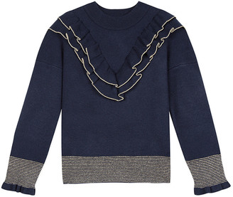 Lili Gaufrette Sweater