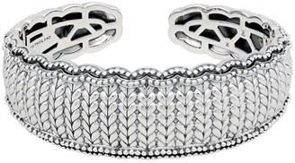 Tiffany & Co. Kay Studio Sterling Herringbone Cuff