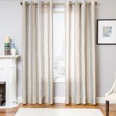 Softline Harrison Stripe Sheer Curtain