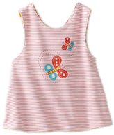 Zutano Baby-girls Infant Garden Snail Reversible Sunshine Top