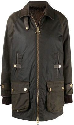 Barbour Layered Parka