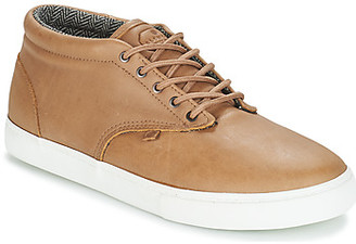 Element PRESTON men's Shoes (High-top Trainers) in Brown