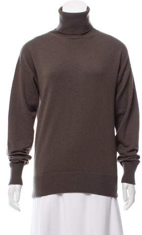 Hermes Cashmere Turtleneck Sweater