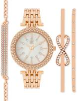 INC International Concepts Women's Bracelet Watch and Bracelets Set 34mm, Created for Macy's