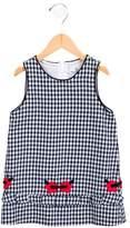 Florence Eiseman Girls' Sleeveless Gingham Dress