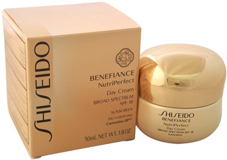 Shiseido 1.8Oz Benefiance Nutriperfect Day Cream Spf 18