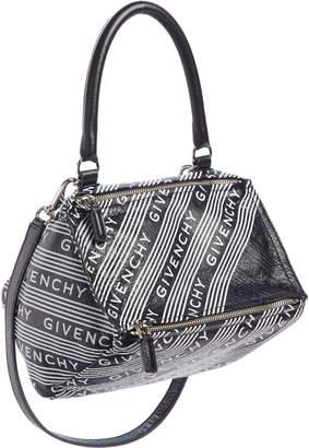 Givenchy Small Pandora Logo Shoulder Bag