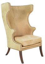 Dennis & Leen Cowhide Accent Chair