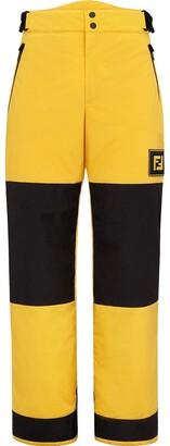 Fendi FF motif ski trousers