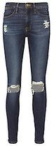 Frame Le High Marlowe Skinny Jeans