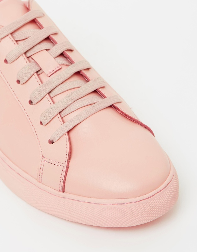 Particle Leather Sneakers