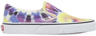 Vans Slip-on Tie Dye Sneakers