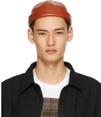 Junya Watanabe Brown Beton Cire Edition Keton Cire Hat
