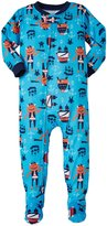 Carter's Footie (Toddler) - Pirate Monster-2T