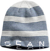 Sean John Sj Stripe Beanie, Big Boys
