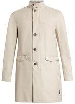 Herno Laminar Water-resistant Overcoat