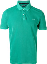 Woolrich classic polo shirt - men - Cotton/Spandex/Elastane - M