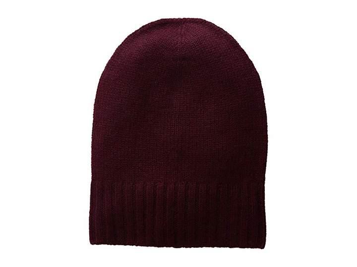 af9df701fb Cashmere Slouchy Hat - ShopStyle