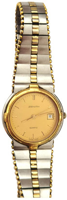 Zenith Classique Silver Gold plated Watches
