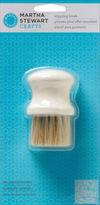 Martha Stewart Crafts Stippling Brush 2 Natural Bristles 32231