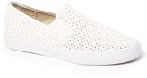 Restricted White Vegas Slip-On Sneaker