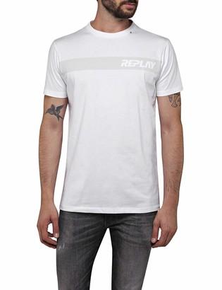 Replay Men's M3021 .000.22432 T-Shirt