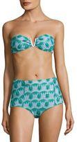 Missoni Mare Two-Piece Crochet High-Waist Bikini