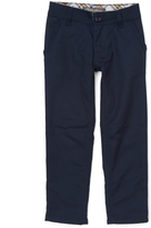 Eddie Bauer Navy Straight-Leg Pants - Girls