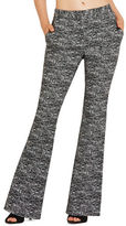 BCBGeneration Jacquard Flared Pants