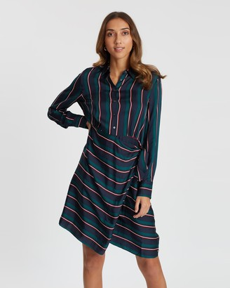 Tommy Hilfiger Ava Long Sleeve Dress