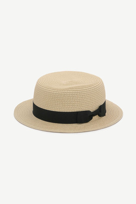 Ardene Straw Boater Hat