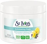 St. Ives Gentle Daily Exfoliating Pads 60 Pads Pack of 2